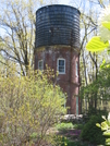 Kings Gap Water Tower by Bob Anderson in Section Hikers