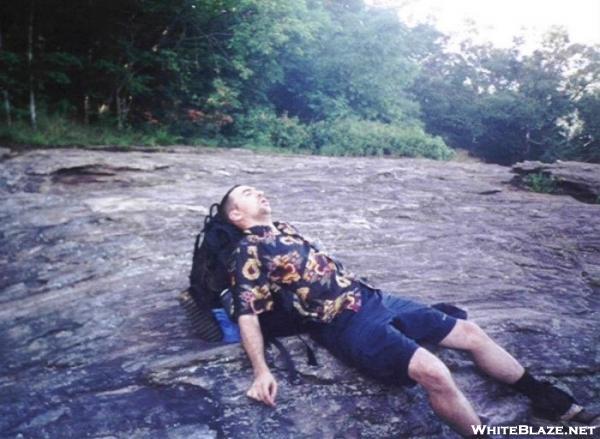 Dead Hiker