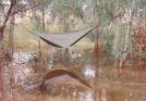 Hennessy Hammock in Iraqi Swamp by SGT Rock in Hammock camping