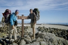 On The Summit Of Mt Washington by Blissful in Thru - Hikers