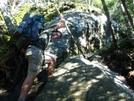 Paul Bunyan Going Up Kinsman by Blissful in Thru - Hikers