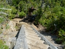Look Out Below by Blissful in Trail & Blazes in Maine