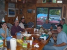 The Cabin Celebrates Paul Bunyan's Birthday by Blissful in Trail Angels and Providers