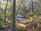 Gravel Springs Tentsite by Blissful in Virginia & West Virginia Shelters