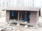 Cove Mtn Shelter