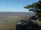 View From Tinker Cliff by Blissful in Views in Virginia & West Virginia