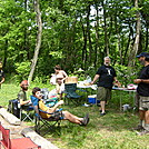 SNP Hiker Picnic May, 2011 by Blissful in Trail Angels and Providers