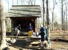 Hawk Mtn. Shelter Mar 7 2004 by Brakelight in Hawk Mountain Shelter