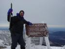 Winter in Maine by Wolf - 23000 in Trail & Blazes in Maine