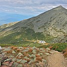 Madison from Mt Adams by Tomcat in VA in Madison Springs Hut
