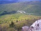 Road view in Shenandoah National Park by FlyPaper in Views in Virginia & West Virginia