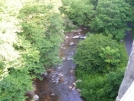 Creek from Creeper Trail Bridge by FlyPaper in Views in Virginia & West Virginia