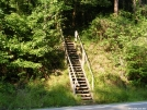 Stairs leaving Damascus by FlyPaper in Trail & Blazes in Virginia & West Virginia