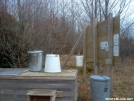 Wise Shelter Privy by FlyPaper in Virginia & West Virginia Shelters