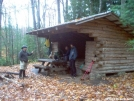 Lost Mountain Shelter by FlyPaper in Virginia & West Virginia Shelters