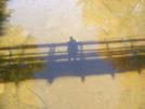 Shadow On Dismal Creek by FlyPaper in Views in Virginia & West Virginia