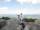 Boys At Wind Rock by FlyPaper in Section Hikers