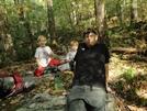 Taking Break. by FlyPaper in Section Hikers