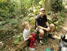 Another Of Our Many Breaks by FlyPaper in Section Hikers