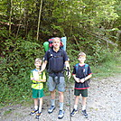 Leaving Garenflo Gap (to Hot Springs) by FlyPaper in Section Hikers