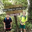 Garenflo Gap to Hot Springs by FlyPaper in Sign Gallery