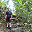 Garenflo Gap to Hot Springs by FlyPaper in Section Hikers
