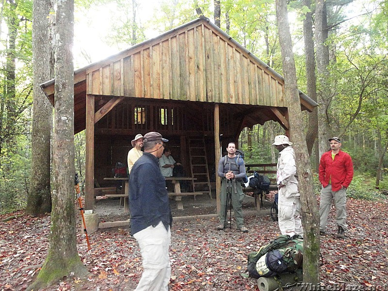 Stover Creek Shelter