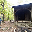 Section Hike by FlyPaper in Springer Mountain Shelter