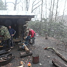 Section Hike by FlyPaper in North Carolina & Tennessee Shelters