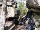 Near Angel's Rest by FlyPaper in Trail & Blazes in Virginia & West Virginia