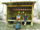 Watauga Lake Shelter