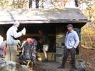Pinefield Hut & Hikers