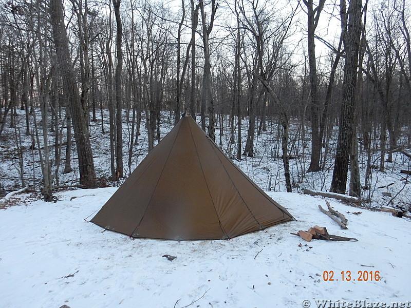 High Point Shelter