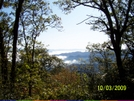 Cloudseeker's Fall 2009 Section by Cloudseeker in Trail & Blazes in North Carolina & Tennessee