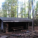 2016 Fall trip by Cloudseeker in North Carolina & Tennessee Shelters