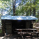 Walnut Shelter by Cloudseeker in North Carolina & Tennessee Shelters