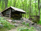 Rocky Run Shelter by Undershaft in Maryland & Pennsylvania Shelters