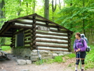 Pine Knob Shelter by Undershaft in Maryland & Pennsylvania Shelters
