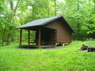 Birch Run Shelter by Undershaft in Maryland & Pennsylvania Shelters