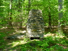 Toms Run Chimney by Undershaft in Maryland & Pennsylvania Shelters