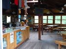 Lonesome Lake Hut