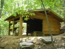 New Wayah Bald Shelter by MtnTopThinker in North Carolina & Tennessee Shelters