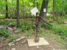 NY: Morgan Stewart Memorial Shelter, Iron Water Pump by refreeman in New Jersey & New York Shelters
