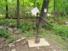 NY: Morgan Stewart Memorial Shelter, Iron Water Pump