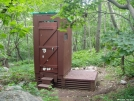 NY: Morgan Stewart Memorial Shelter, Privy by refreeman in New Jersey & New York Shelters