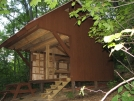 NEW Mount Wilcox South Lean-to: Right Side by refreeman in Massachusetts Shelters