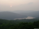 Western view from Black Mountain in Harriman State Park of New York. by refreeman in Views in New Jersey & New York