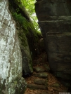 squEEZer crevice north of West Cornwall Road in CT. by refreeman in Trail & Blazes in Connecticut