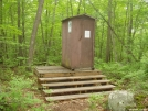 CT: Pine Swamp Brook Lean-to, Privy by refreeman in Connecticut Shelters
