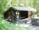 Wiley Shelter, NY: left side